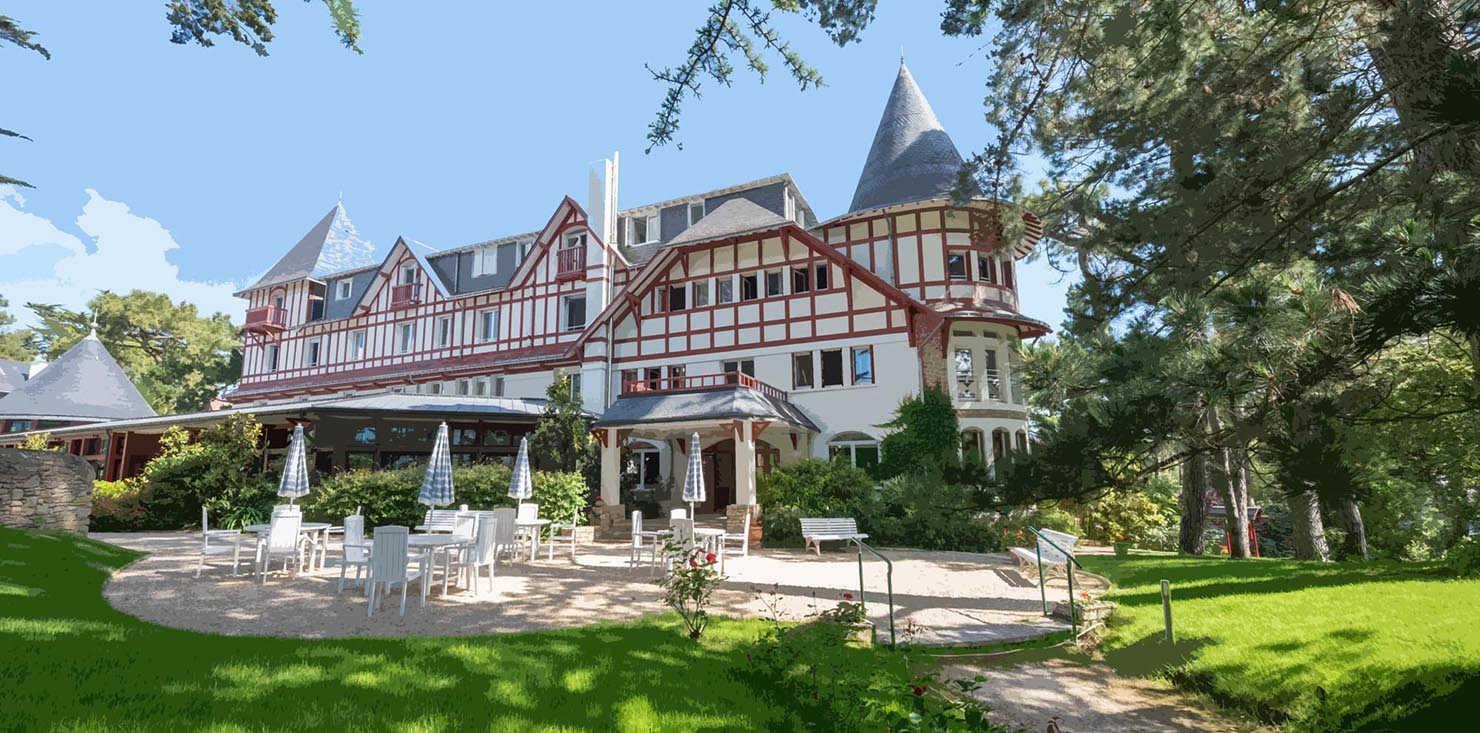 Le blog hotel la baule les pl ades hotel 3 toiles for Hotels 3 etoiles